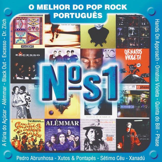 O Melhor Do Pop Rock Português 1
