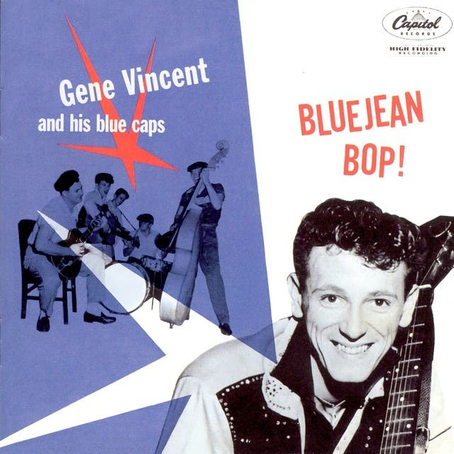 Gene Vincent And His Blue Cap