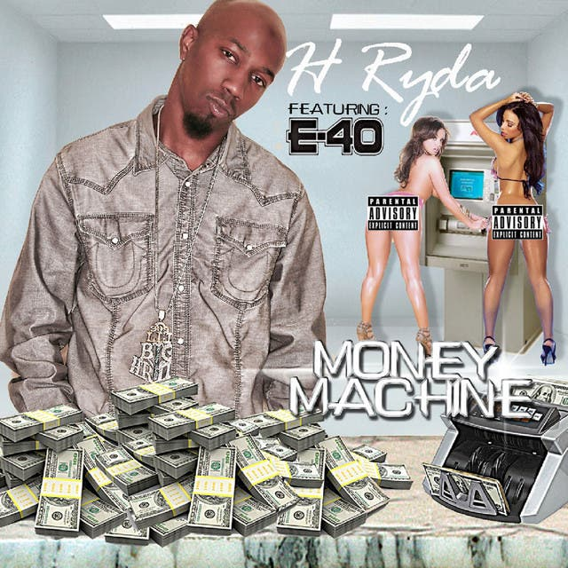 Money Machine (feat. E-40) - Single