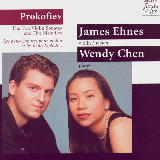 James Ehnes, Wendy Chen
