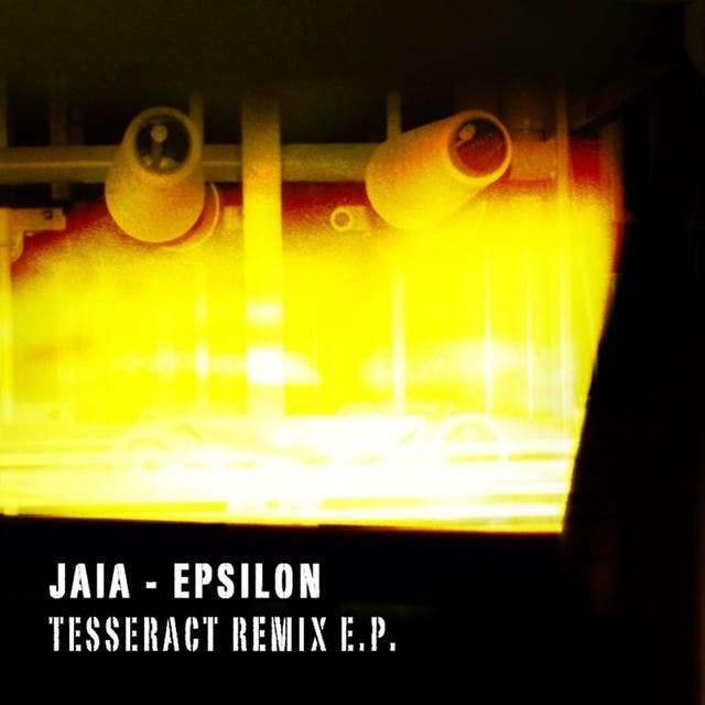Epsilon - Tesseract Remix E.P.