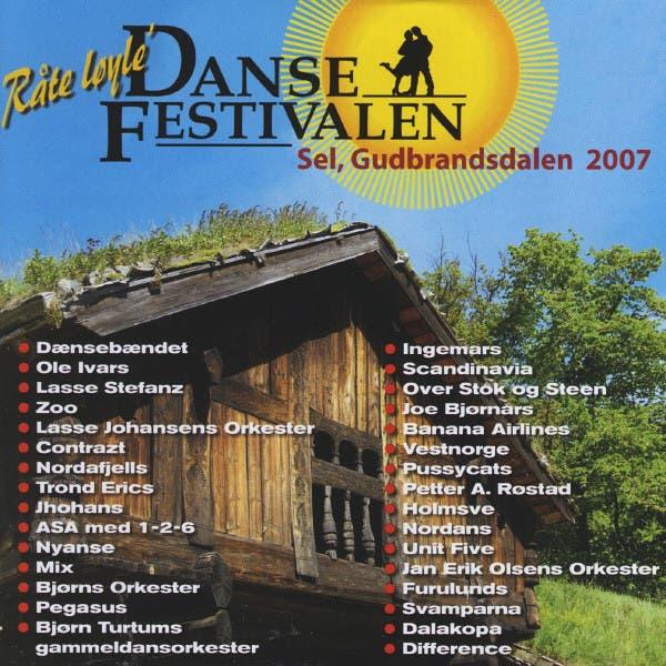 Dansefestivalen, Sel Gudbrandsdalen 2007