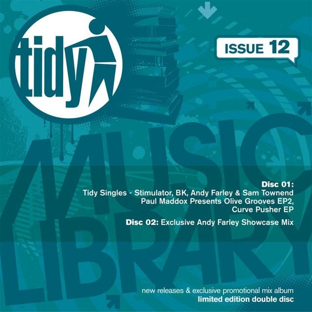 Tidy Music Library Issue 12