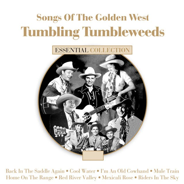 Songs Of The Golden West