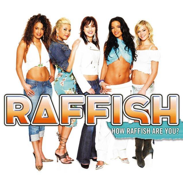Raffish image