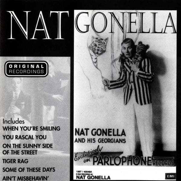 Nat Gonella And His Georgians image
