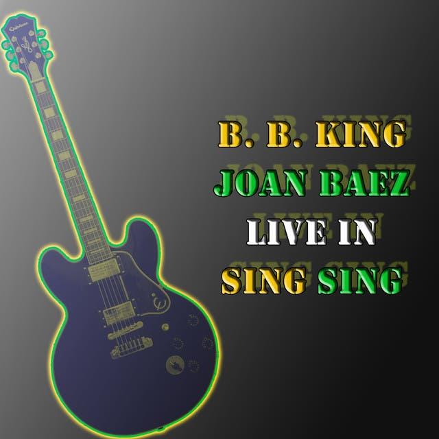 BB King & Joan Baez