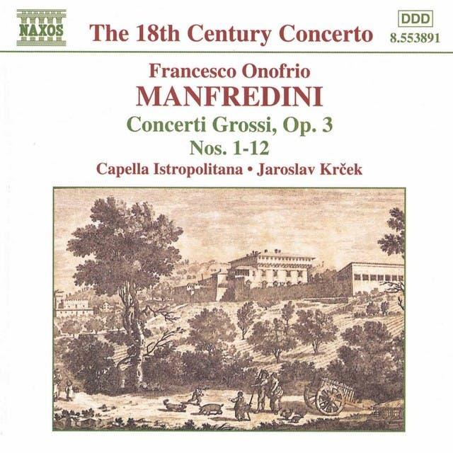 Manfredini, Francesco Onofrio
