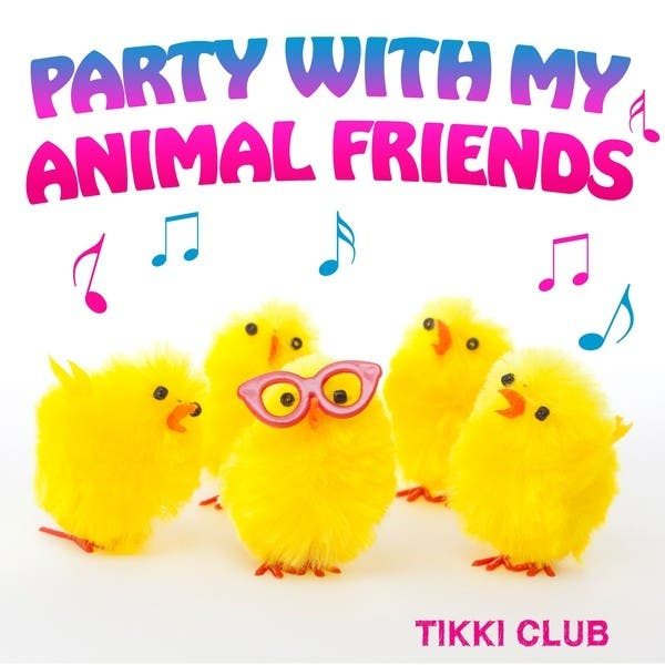 Party With My Animal Friends