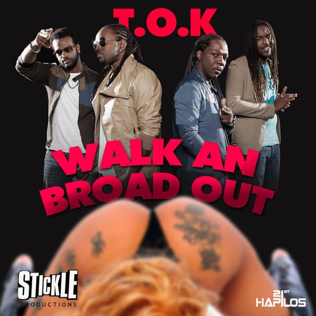 Walk An Broad Out - Single