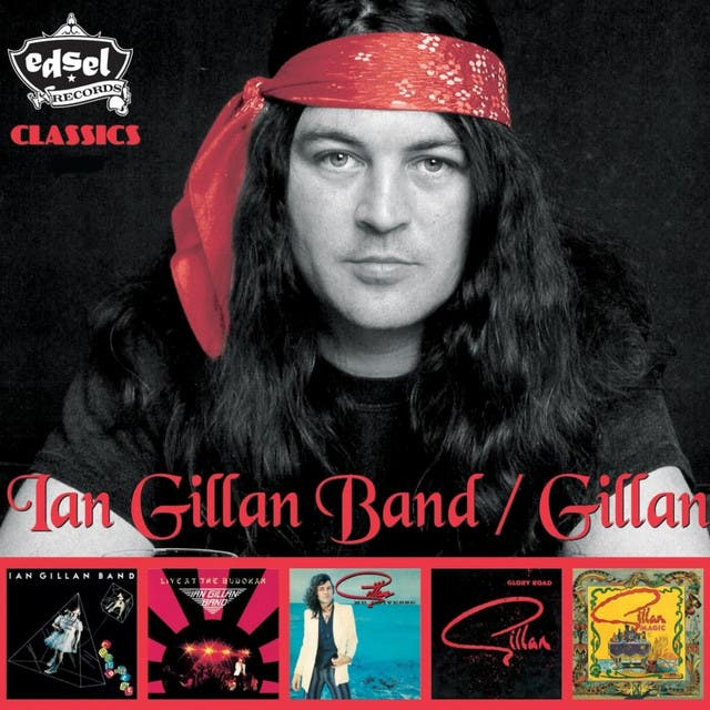 Ian Gillan And Band