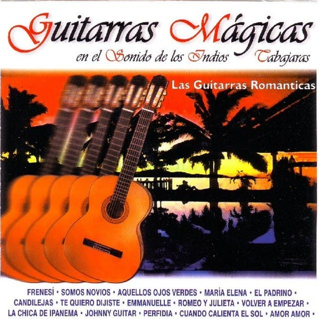 Las Guitarras Románticas