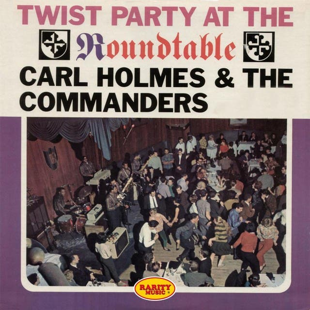 Carl Holmes & The Commanders