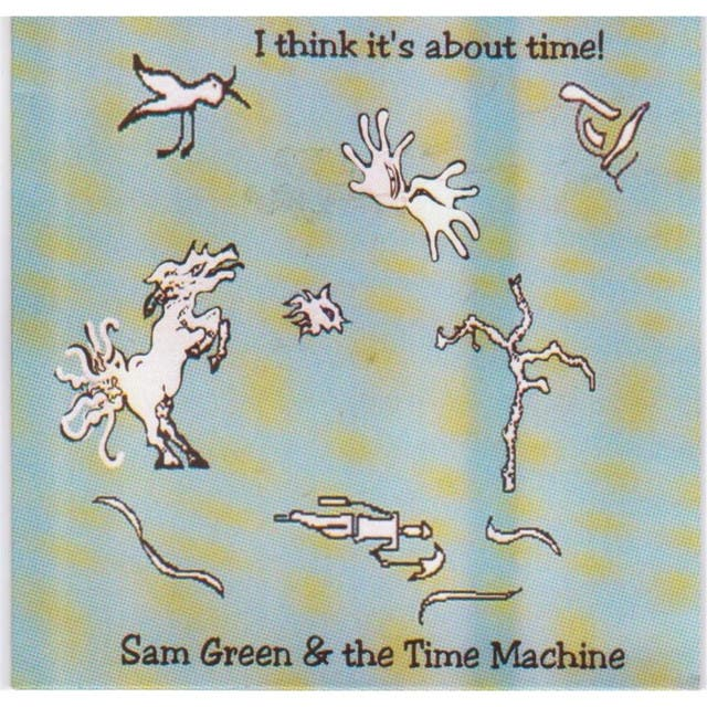 Sam Green And The Time Machine image
