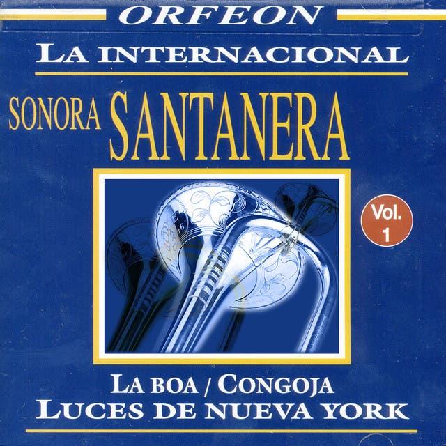 La Internacional Sonora Santanera Vol. 1