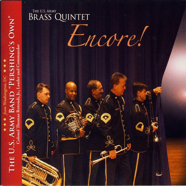 US Army Brass Quintet image