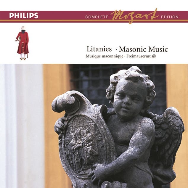 Mozart: The Masonic Music / Litanies