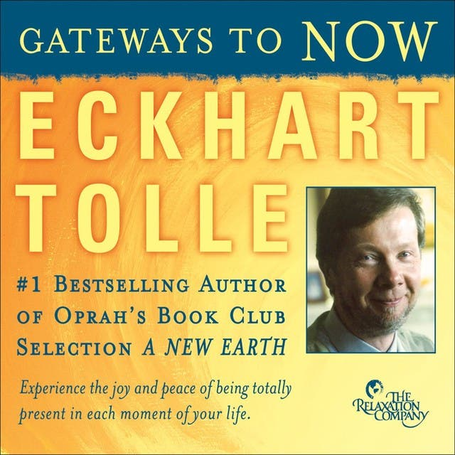 Eckhart Tolle image