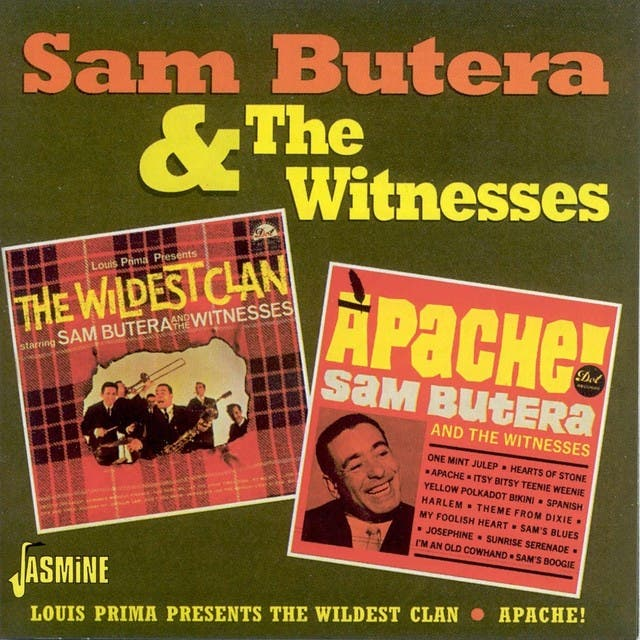 Louis Prima Presents: The Wildest Clan / Apache!