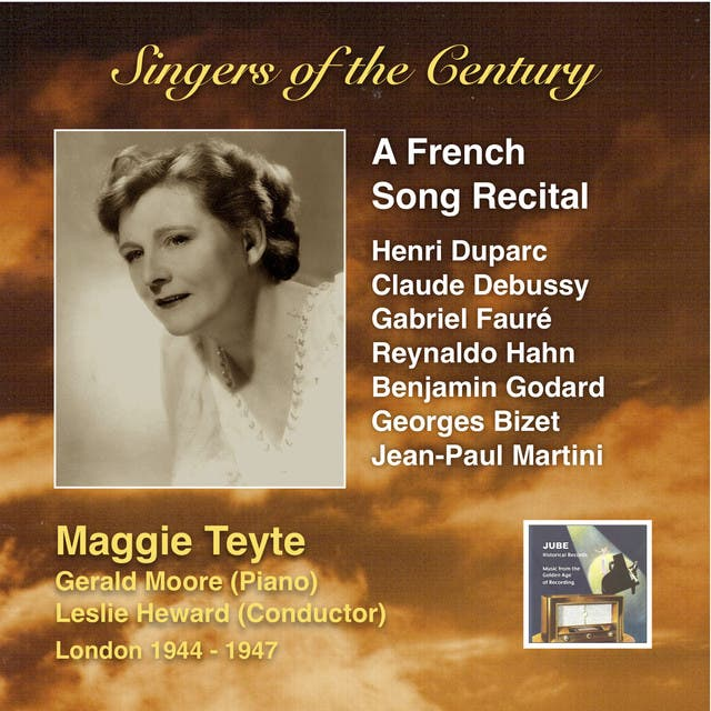 Maggie Teyte image