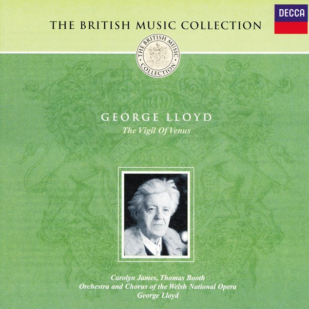 Various Artists & Chorus Of The Welsh National Opera & Orchestra Of The Welsh National Opera & George Lloyd