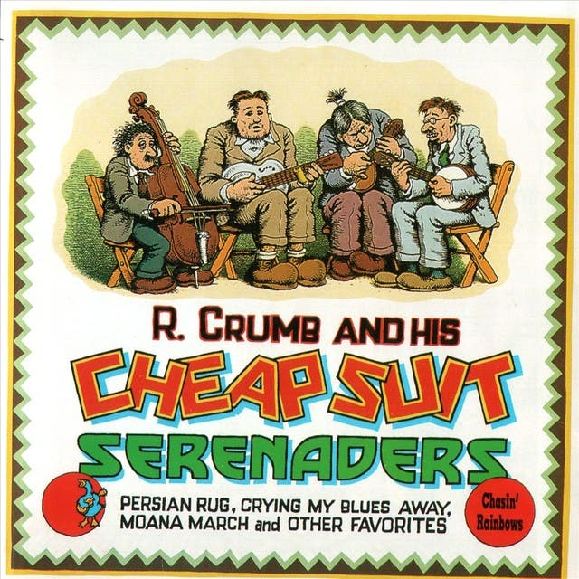 R. Crumb And His Cheap Suit Serenaders image