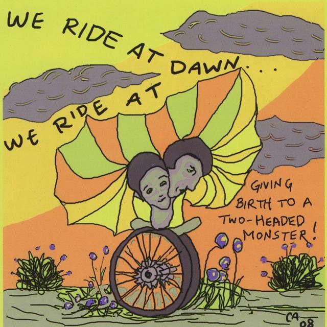 We Ride At Dawn