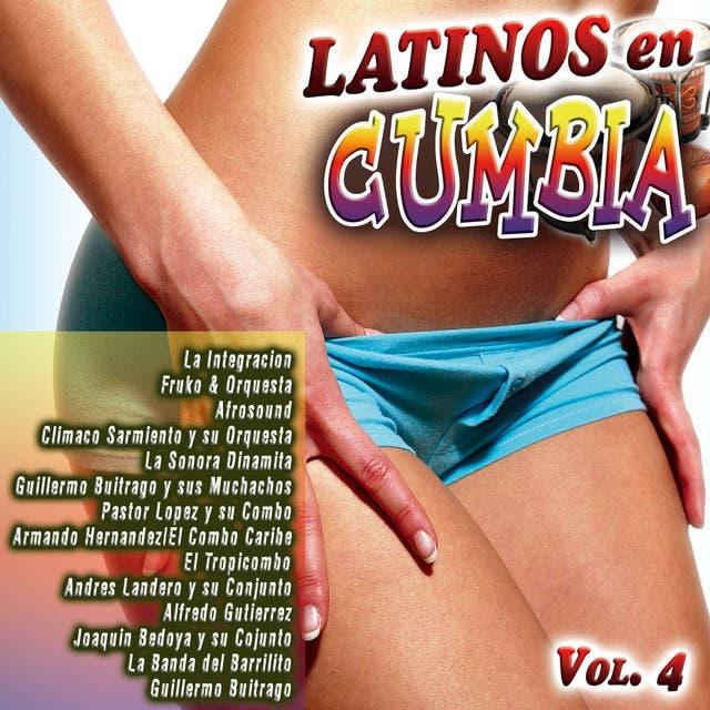 Latinos En Cumbia Vol. 4
