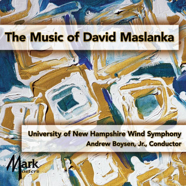 University Of New Hampshire Wind Symphony
