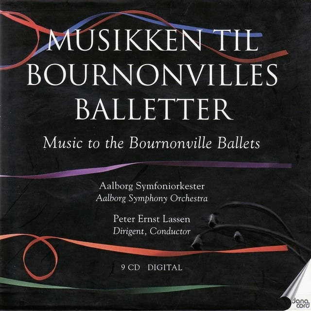 Music To The Bournonville Ballets