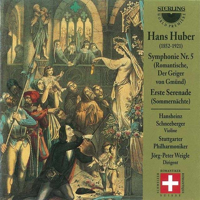 Hansheinz Schneeberger image