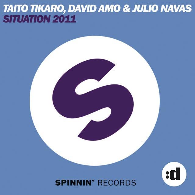 Taito Tikaro, David Amo & Julio Navas