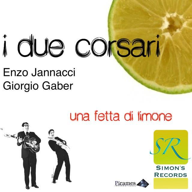 I Due Corsari, Enzo Jannacci, Giorgio Gaber, Con I Rolling Crew