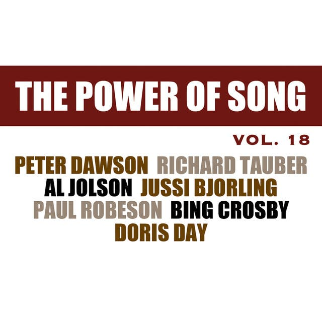 The Power Of Song Vol. 18