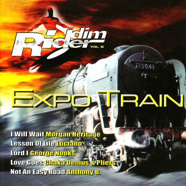 Expo Train: Riddim Rider Volume 6 :Expo Train