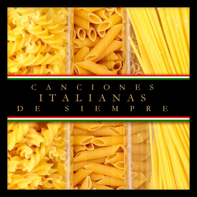 Canciones Italianas De Siempre