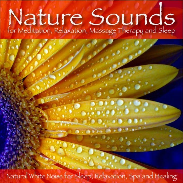 Natural White Noise For Sleep, Relaxation, Spa And Healing image