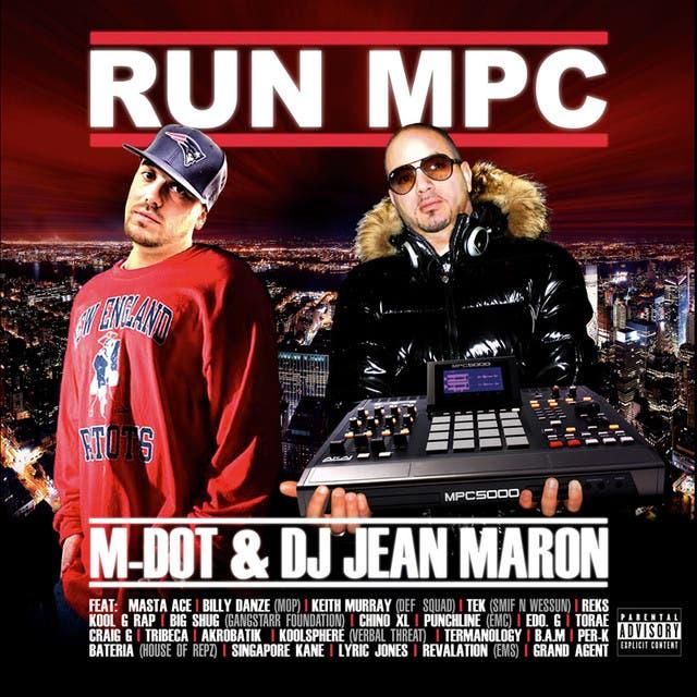 M-Dot & DJ Jean Maron