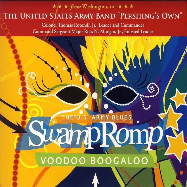 US Army Blues Swamp Romp image