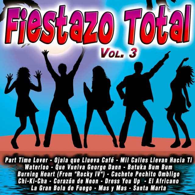Fiestazo Total Vol.3