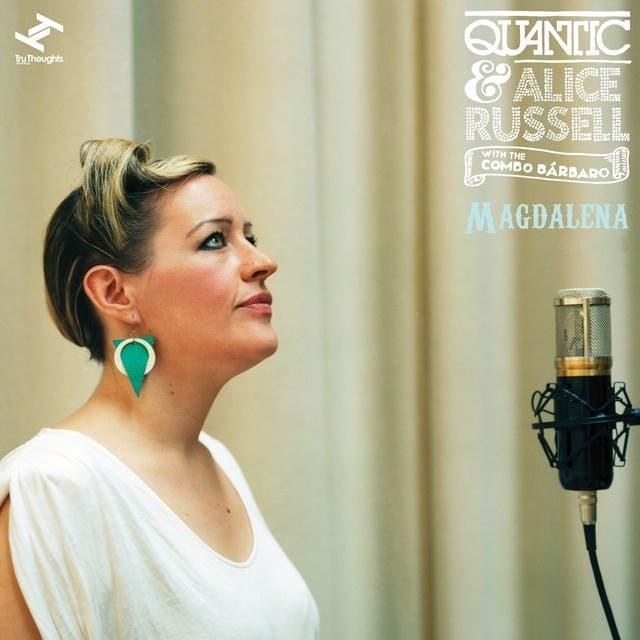 Magdalena (feat. The Combo Bárbaro)