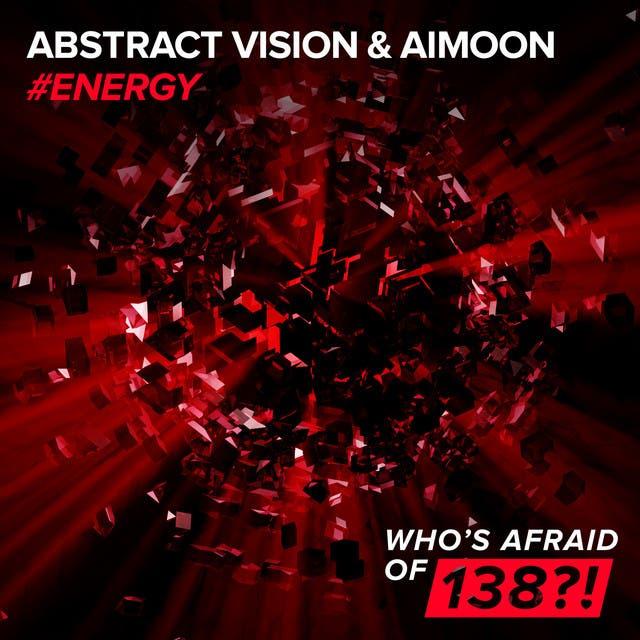Abstract Vision image