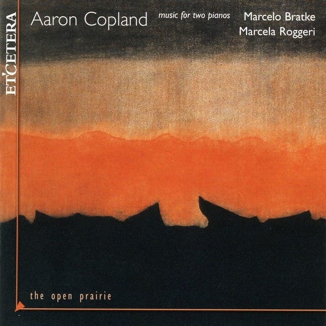 Aaron Copland, The Open Prairie, Music For Two Pianos