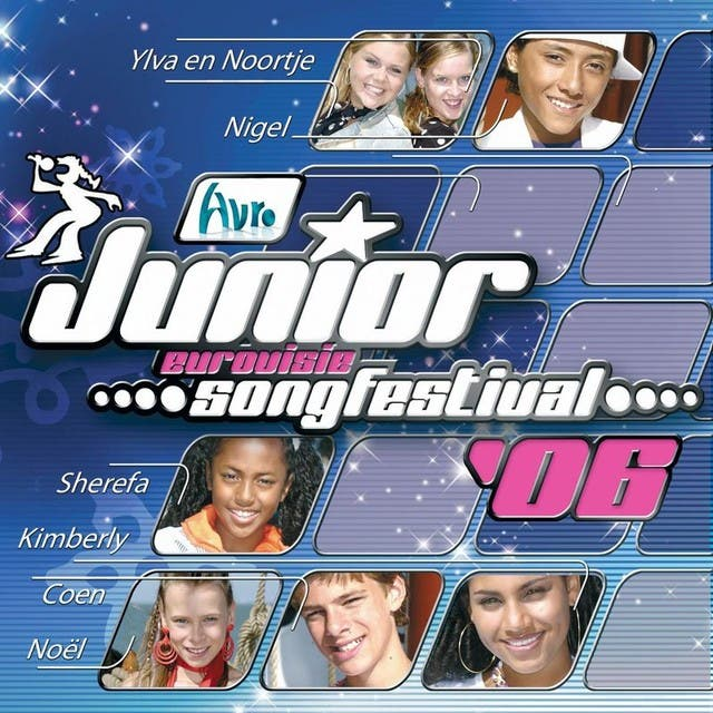 Finalisten Junior Songfestival 2006