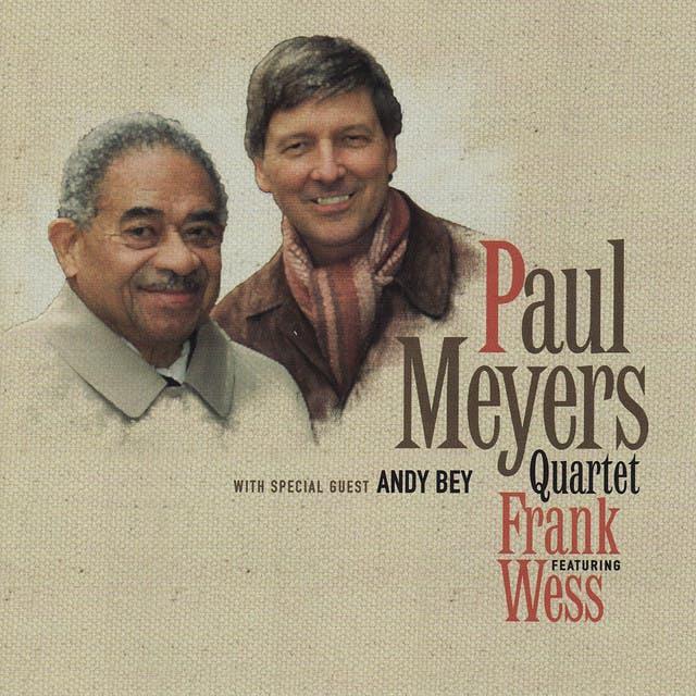 Paul Meyers Quartet