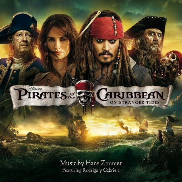 Pirates Of The Caribbean: On Stranger Tides - Original Motion Picture Soundtrack
