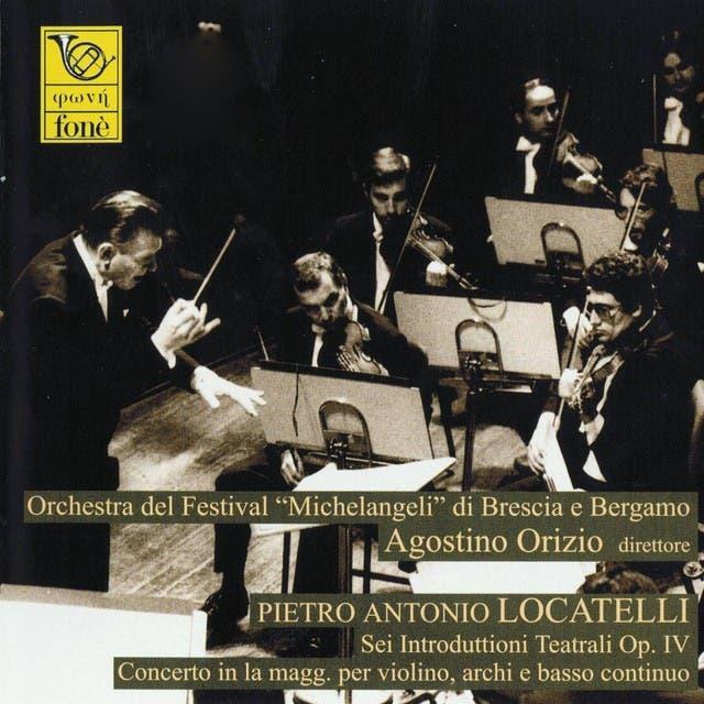 Orchestra Del Festival Michelangeli Di Brescia E Bergamo