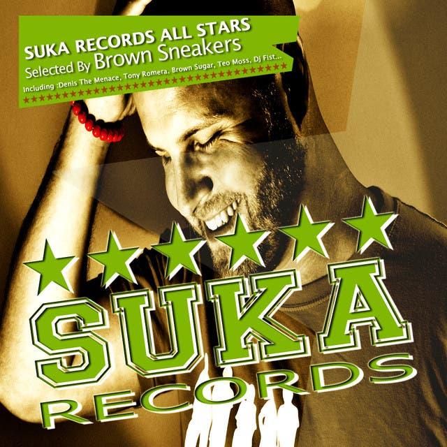 Suka Records All Stars Selected By Brown Sneakers