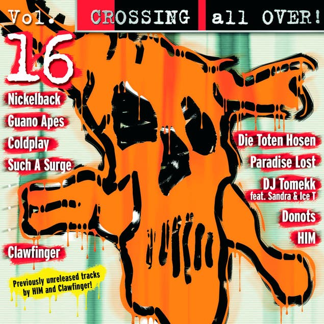 Crossing All Over Vol. 16