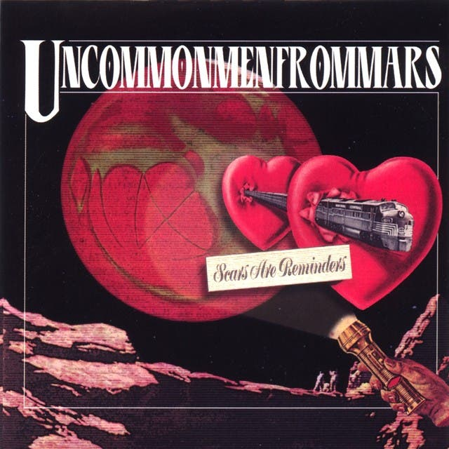 Uncommonmenfrommars